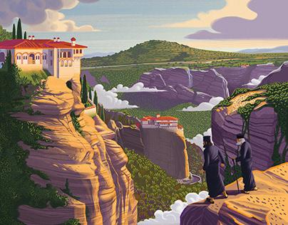 Брянский парк-сказка «Тридевятое царство» выдвинут на правительственную премию