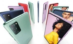 Samsung Galaxy S20 FE 5G получает обновление One UI 3.0
