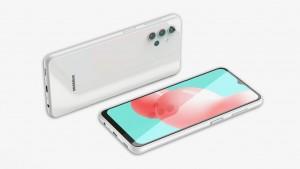 Samsung Galaxy A32 5G показали на рендерах