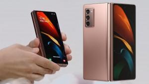 Samsung Galaxy Z Fold2 обновили до One UI 3.0