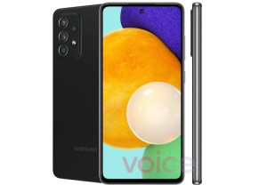 Samsung Galaxy A52 5G показали на рендере