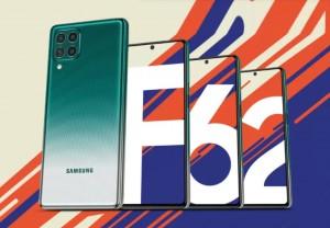 Индийцы рассекретили Samsung Galaxy F62