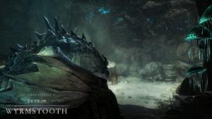 В The Elder Scrolls V: Skyrim вышел новый мод Wyrmstooth