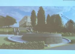На набережной обещают новый газон, фонтан и туалеты