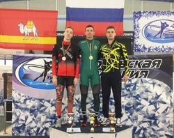 Конькобежцы выиграли 3 золотые медали Кубка России