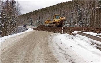 В Красноярском крае заключили контракты на ремонт 36 дорог