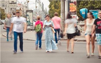Часть красноярского проспекта Мира могут сделать пешеходной