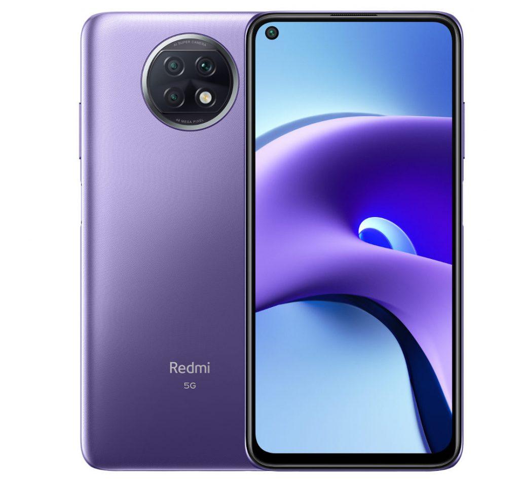 Представлены бюджетные смартфоны Redmi Note 9T и Redmi 9T