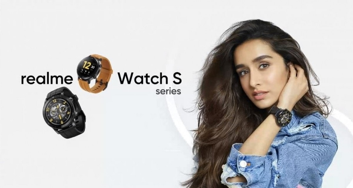 Realme представила смарт-часы Watch S Pro и Watch S Master Edition
