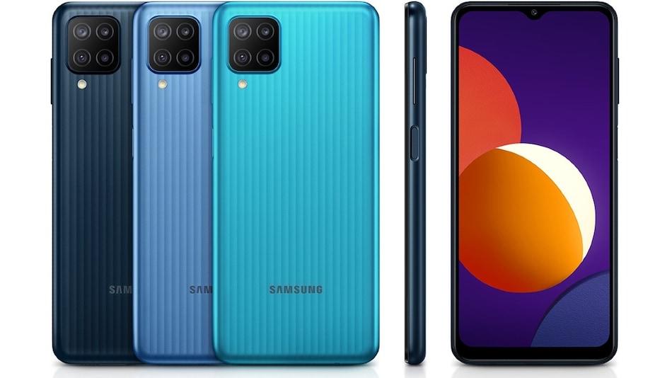 Samsung Galaxy M12 вскоре представят в Индии