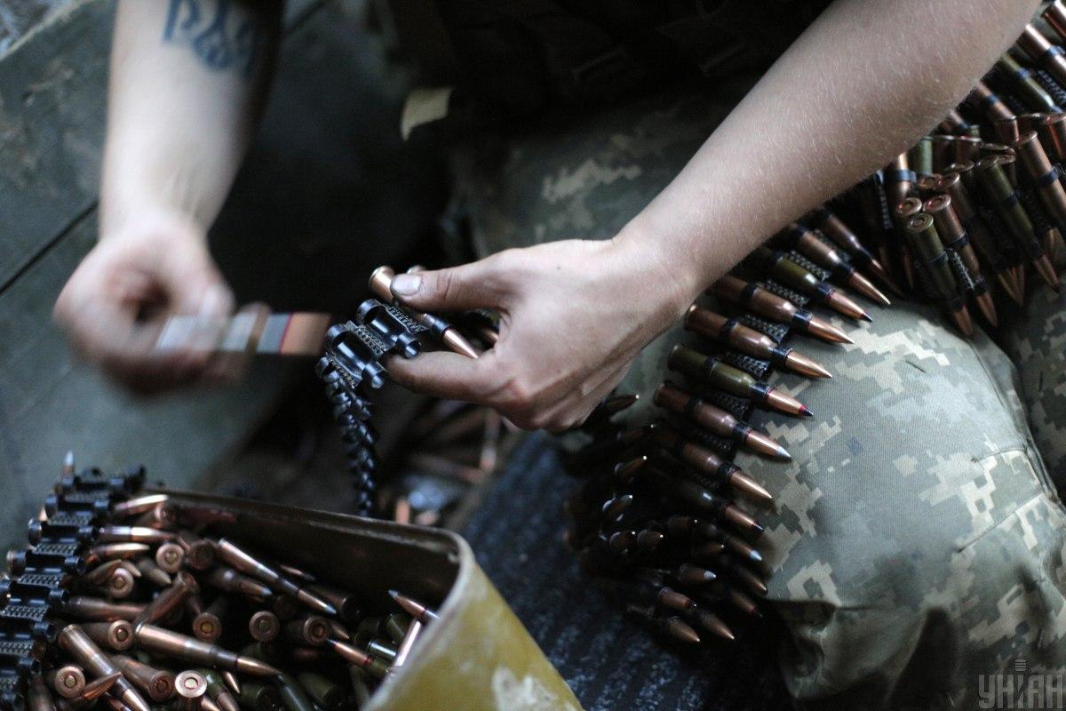 На Донбассе ранены 9 украинских воинов, еще один подорвался на неизвестном взрывном устройстве