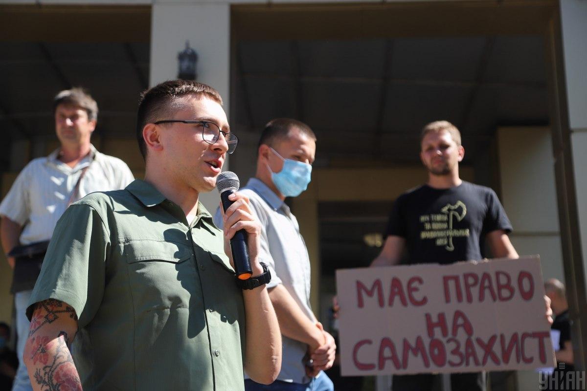 Венедиктова рассказала, кто заполитизировал дело Стерненко