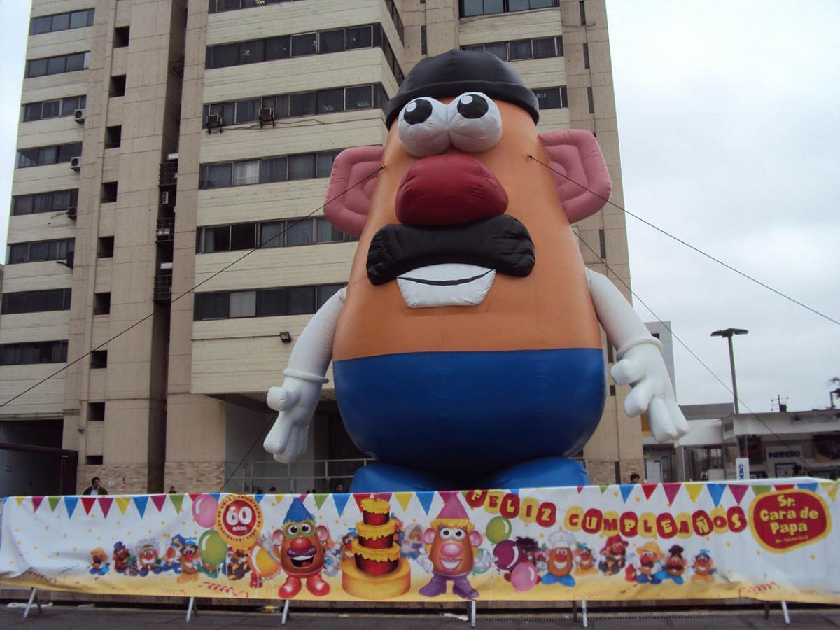 Игрушку Mr. Potato Head сделают гендерно нейтральной