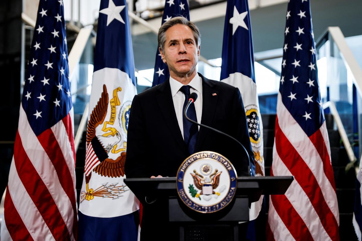 Российская оккупация и милитаризация Крыма угрожает мировой безопасности - госсекретарь США