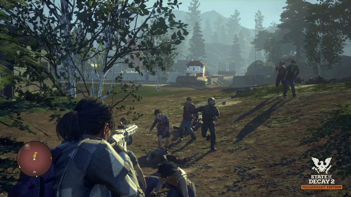 В State of Decay 2 добавили улучшения для Xbox Series X и S и «смертельный» уровень сложности