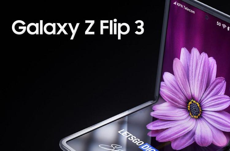 Раскладушке Samsung Galaxy Z Flip 3 приписали камеру в стиле Galaxy S21