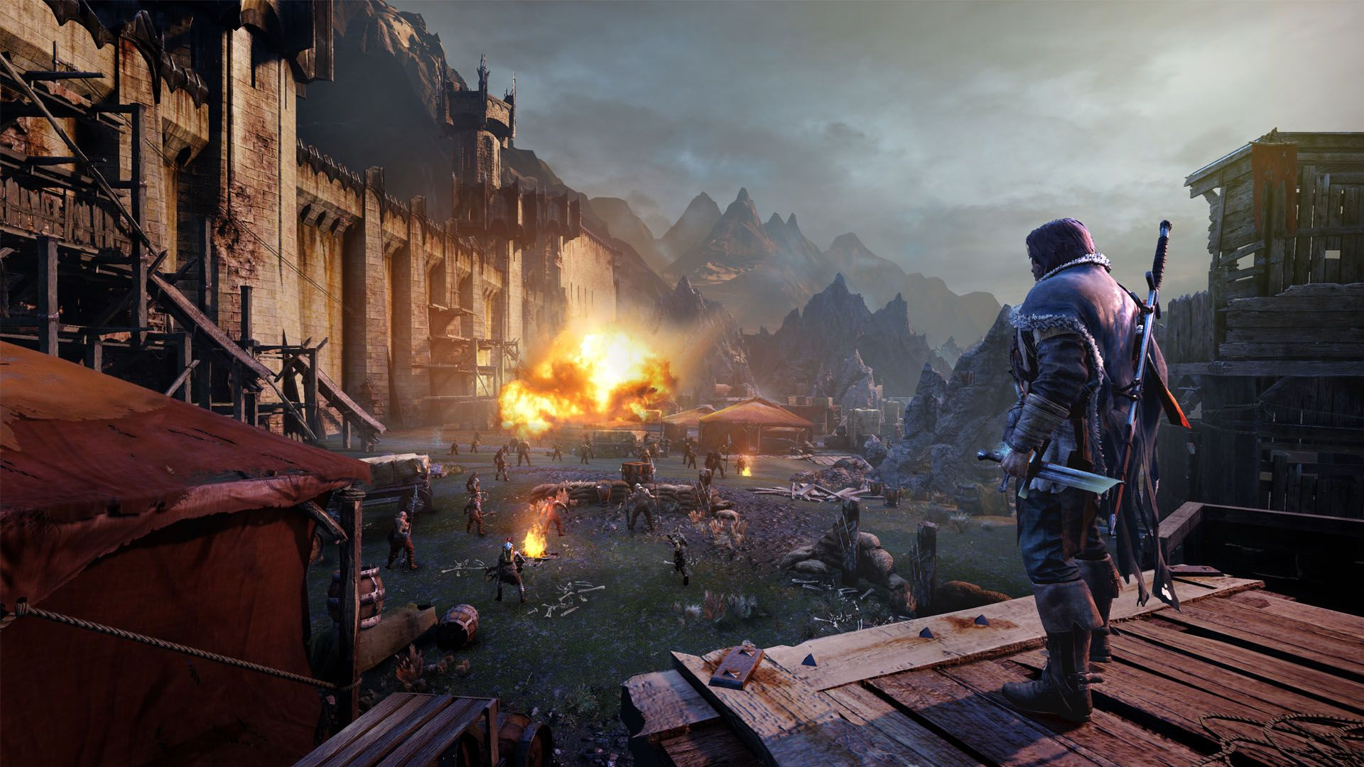 Ubisoft планировала судиться с WB Interactive Entertainment за копирование Assassins Creed в Middle-earth: Shadow of Mordor