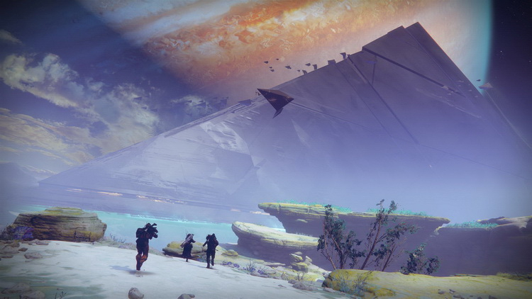 Расширение Destiny 2: The Witch Queen перенесли на 2022 год