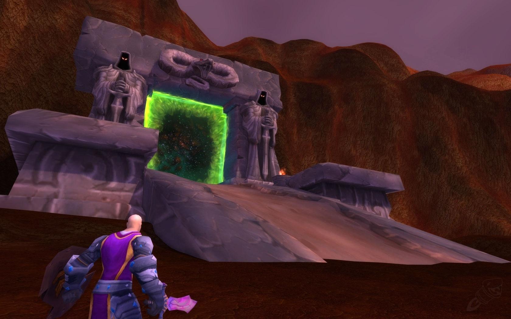 На серверах World of Warcraft: Burning Crusade Classic будет реализована мгновенная прокачка