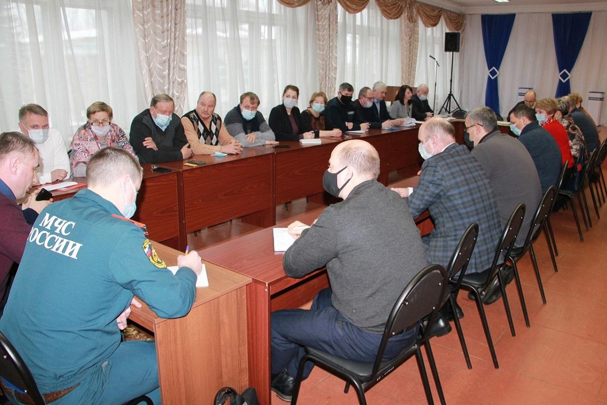 В Нелидовский городской округ направлена комиссия для оперативного решения вопроса теплоснабжения
