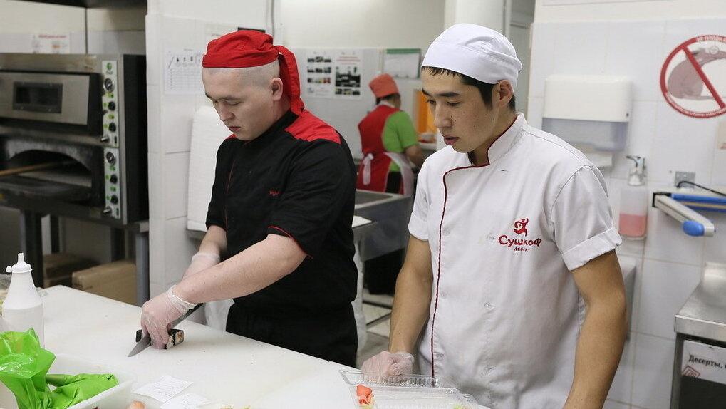 Екатеринбургская сеть ресторанов «Сушкоф» зайдет в Подмосковье