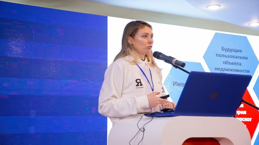 Компания «Синара-Девелопмент» приняла участие в инженерном форуме олимпиады «Я-профессионал»