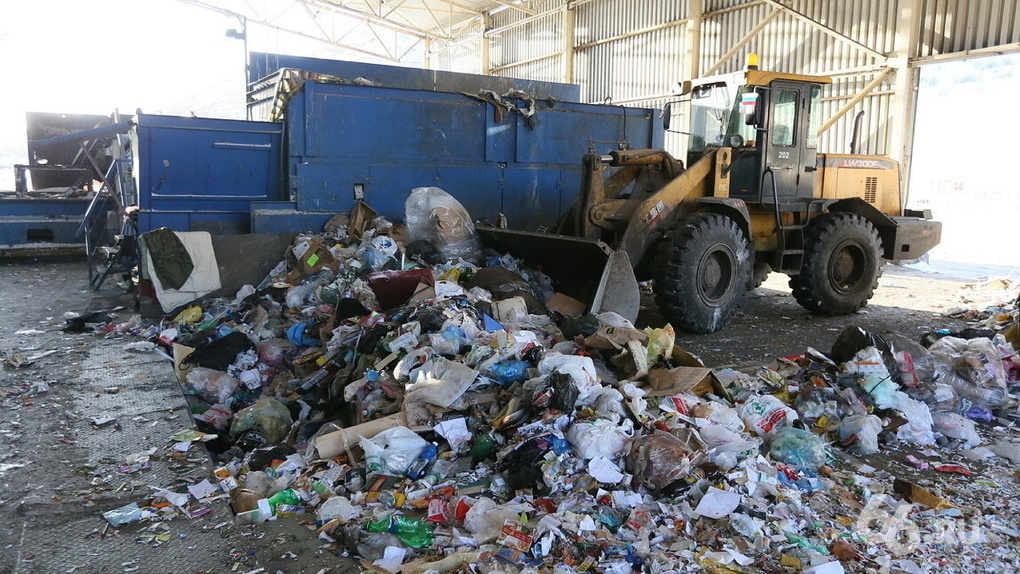 Минприроды собирается заложить в тариф на вывоз мусора деньги на рекультивацию полигонов
