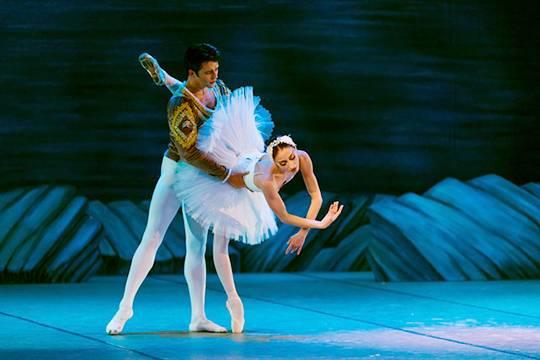 Яркие спектакли проекта «Балетные сезоны. Весна» состоятся на сцене Культурного центра «Меридиан»