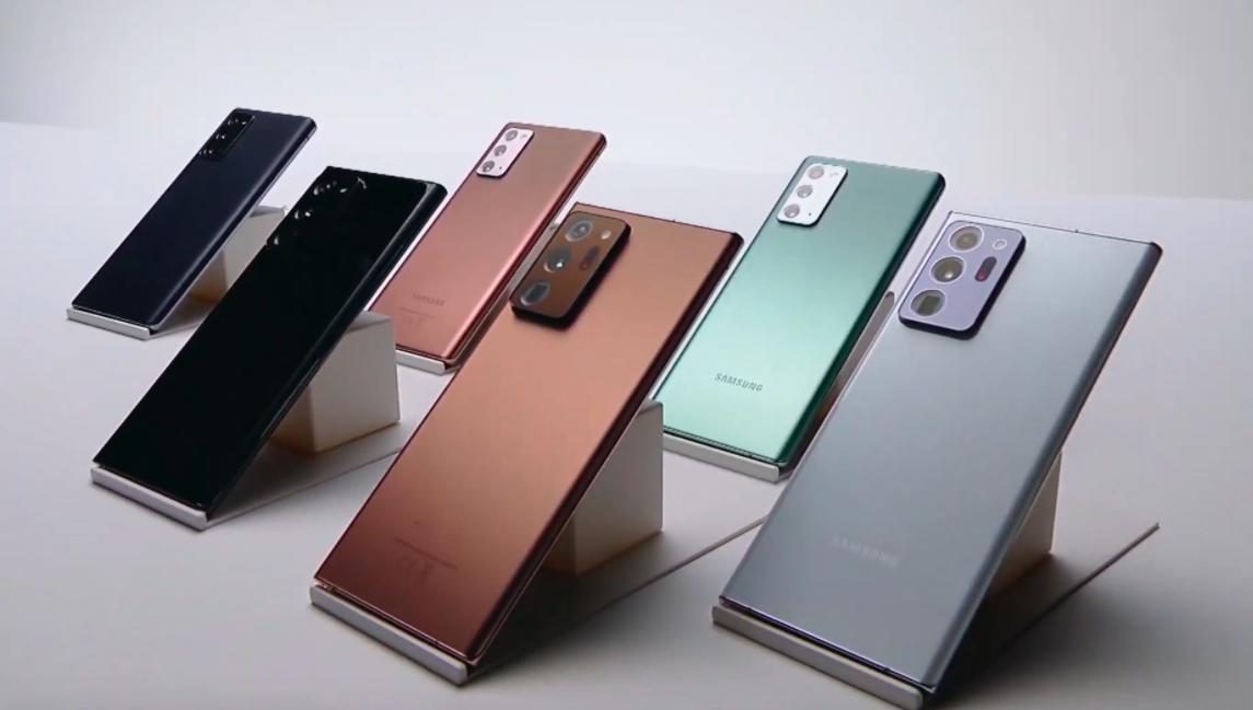 Samsung пообещала выпустить очередной смартфон Galaxy Note в 2021 году