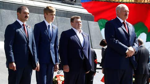 Лукашенко: ни один мой ребенок не будет президентом Белоруссии после меня