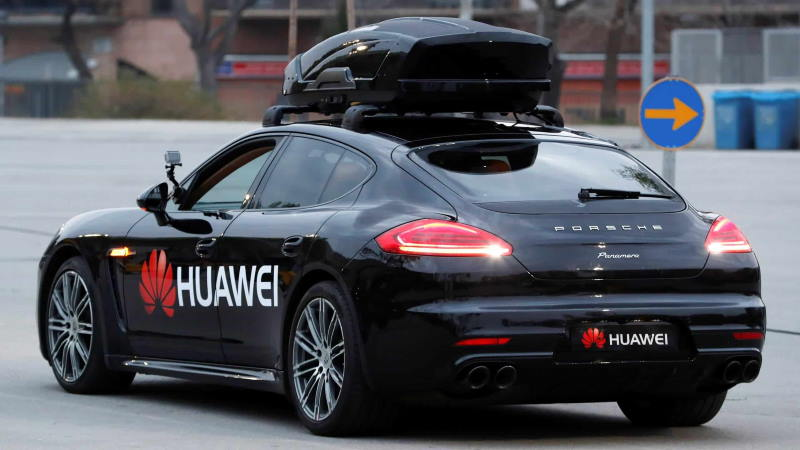 Huawei думает, как спасти бизнес. Выход найден — автомобили