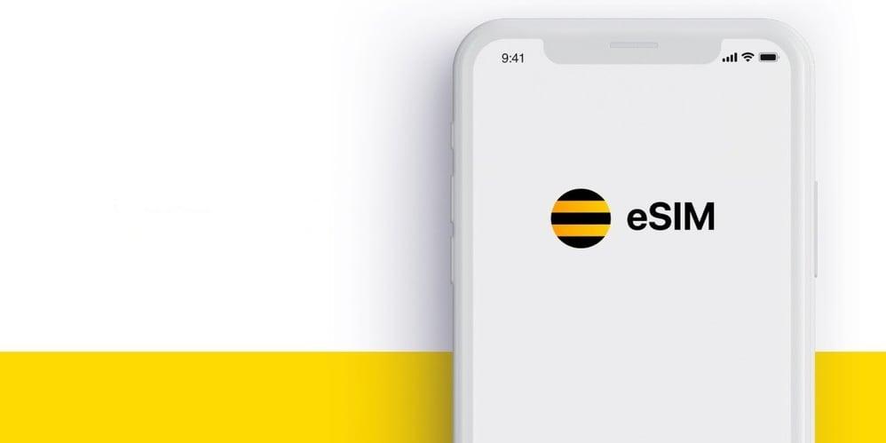 В 2020 году утроилась популярность смартфонов с поддержкой eSIM