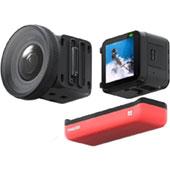 Экшн-камера Insta360 One R: модульная конструкция и фирменные технологии обработки видео