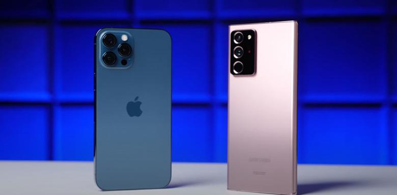 Так кто же автономнее: iPhone 12 Pro Max или Samsung Galaxy Note20 Ultra?