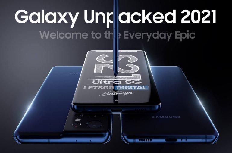 Как работает Samsung Galaxy S21 Ultra: полезные новшества One UI 3.1 и поддержка стилуса S Pen показаны на видео