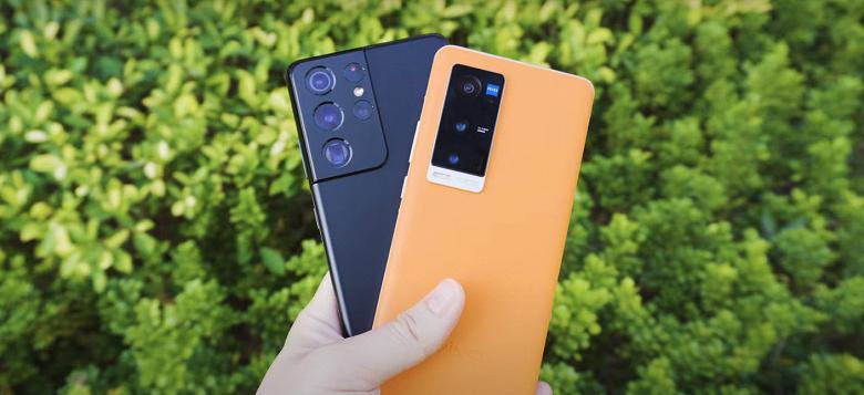 Сравнение двух лучших камерофонов этого года: Samsung Galaxy S21 Ultra и Vivo X60 Pro+