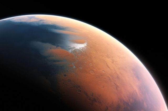 С Земли можно будет наблюдать Марс в течение месяца