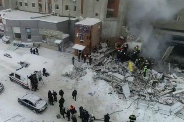 СК прокомментировал расследование взрыва в Нижнем Новгороде
