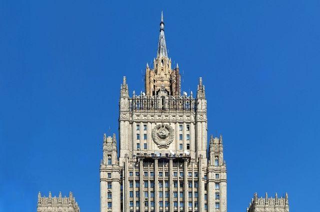МИД РФ призвал ЕС воздержаться от вмешательства в дела Молдавии