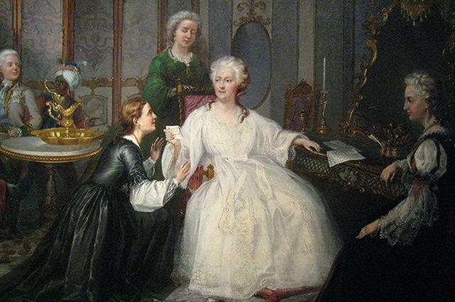 Екатерина II – истребление невежества. Как австрийская школа стала русской