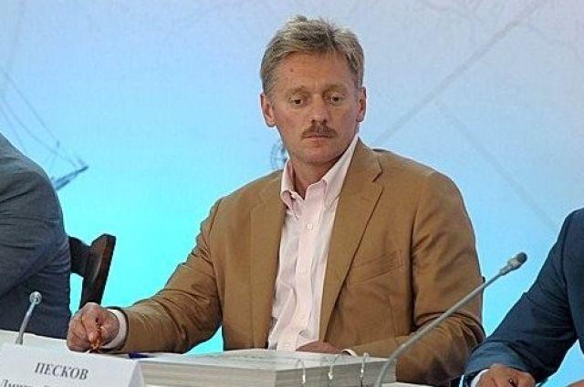 Песков оценил ситуацию с дипломатами, пересёкшими границу с КНДР на дрезине