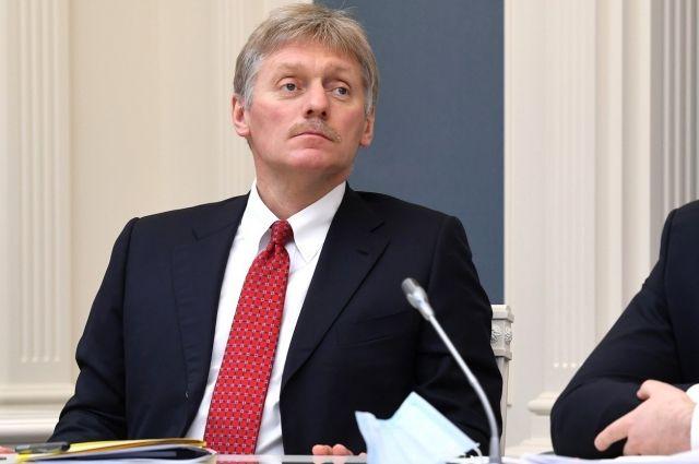 Песков назвал репрессивными действия Киева в отношении оппозиции