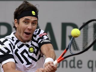Теннисист Герасимов вышел в полуфинал турнира в Монпелье