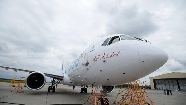 Bloomberg (США): Россия планирует начать производство пассажирского самолета после задержки, связанной с санкциями США