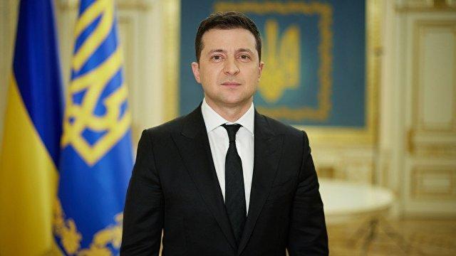 Президент України (Украина): обращение президента Украины по случаю Дня сопротивления оккупации АР Крым и города Севастополя