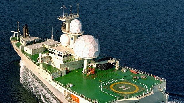 Норвежские политики заволновались: завод, который строил турбины для корабля-разведчика, может попасть в руки русских (NRK, Норвегия)