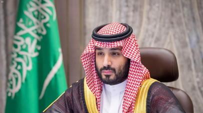 Глава Пентагона провёл переговоры с наследным принцем Саудовской Аравии