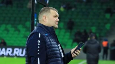В «Тамбове» отреагировали на слухи о возможном договорном характере матча с «Ротором»