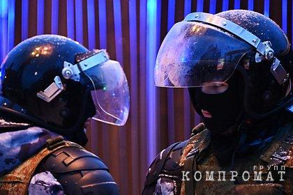 Бойцы ОМОН оцепили монастырь опального схиигумена Сергия для розыска убийцы
