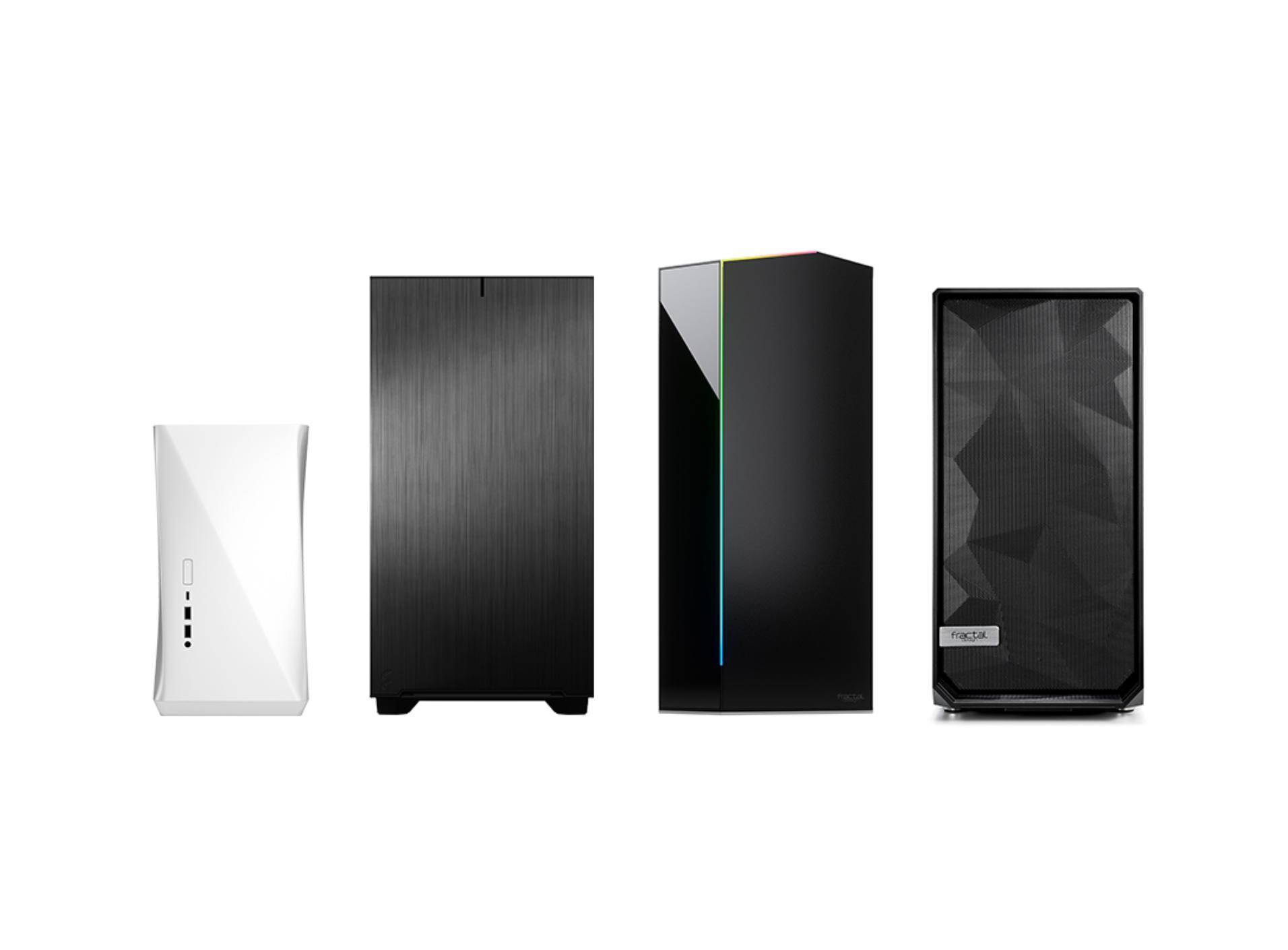 Выбираем корпус для ПК: 5 строгих и крутых моделей